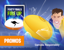 AFL Finals Promos - NEW