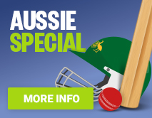 Cricket Boosted Odds