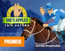 Autumn Racing Promos