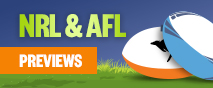 NRL & AFL Previews - NEW