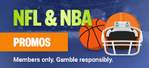 NFL & NBA Promos