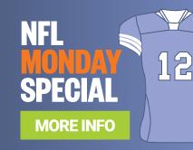 NFL Money Back Monday