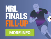 NRL Finals Money Back Special