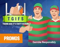 NRL Promos