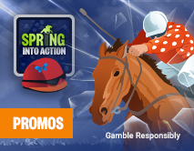 Spring Racing Promotions